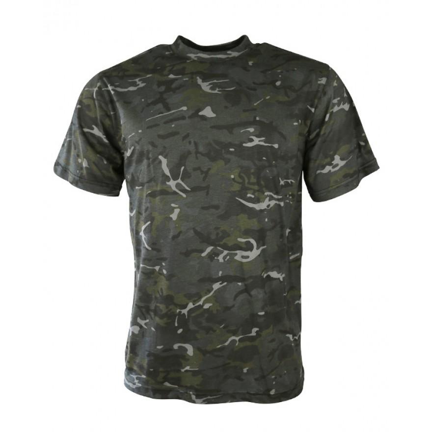 45ac8ef3795bfb Military-T-Shirt britisch BTP Black Tarnmuster